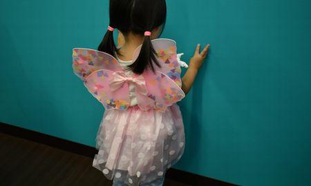 かわいらしい妖精に変身できる300円のコスチュームセット
