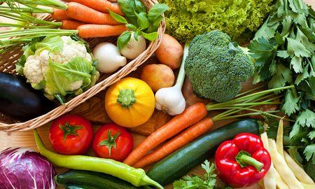 「赤」「黄」「緑」のカラフルな食材を取り入れる