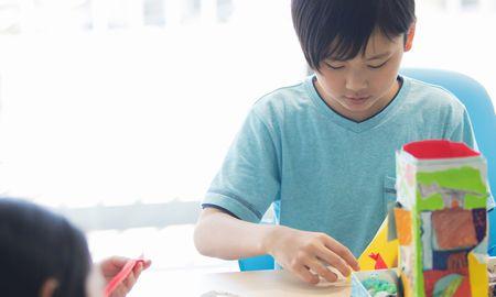 子どもの創造性や感性を高める「アート系の習い事」