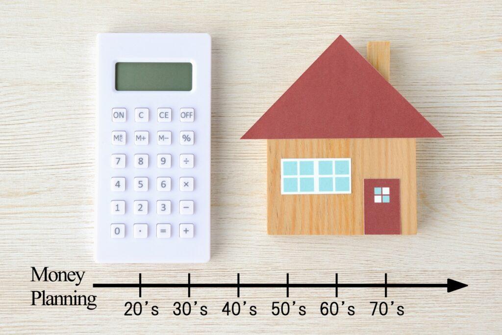 変動金利型住宅ローンの残高増加が家計支出に与える影響