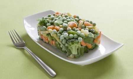 冷凍保存に向いてる野菜と向かない野菜