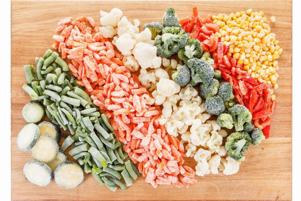 冷凍して時短!冷凍野菜の正しい保存方法